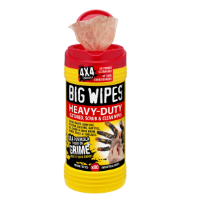 Big Wipes, Heavy Duty, 80 Count
