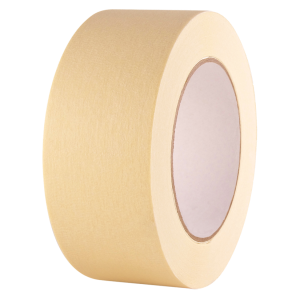 "1"" x 36 Yard Tan Masking Tape, Price per Box of 36"