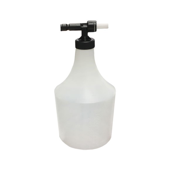 Silica Slayer Quick-Connect Foaming Nozzle with 32-Ounce Bottle