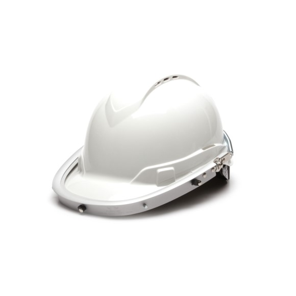 Pyramex Safety - Headgear - Silver - Hard Hat Adaptor - Aluminum, Price per Case of 50
