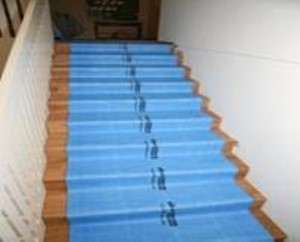 Albert Floorotex Floor Protection Mat. 280 sq. ft.
