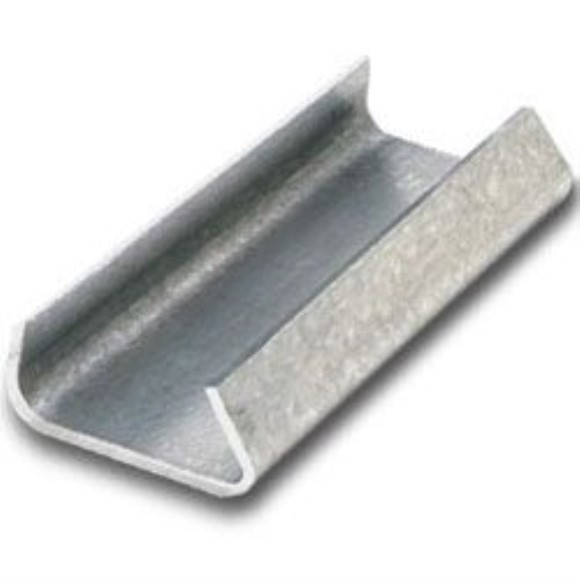 "Steel Clips, for 3/4"" Banding, Price per 10 Boxes"