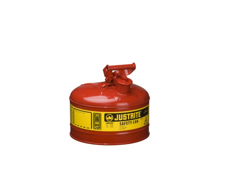 Safety Gas Can >> Safety Gas Can Justrite 1 Gallon Price Per 10 Cans