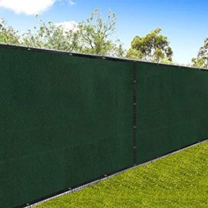 Fence Screen, Green, 5'x 50', Price per 10 Rolls