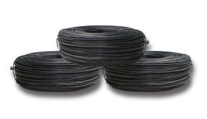 Premium SPEED Wire, Tie Wire, Annealed Black, 16.5 ga, 3.5 lbs., 20 Rolls per Box, Price per Pallet of 48 Boxes