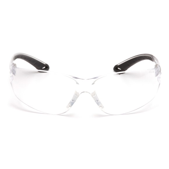 Pyramex Safety - Itek - Clear Frame/Clear Anti-Fog Lens, Price per Box of 12 Pairs