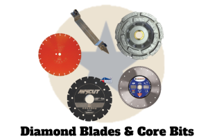 Bulk Diamond Blades & Core Bits