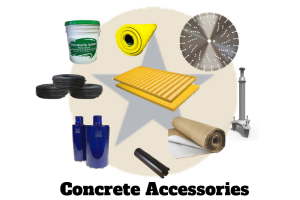 Bulk Concrete Accessories
