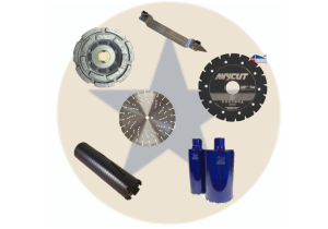 Diamond Blades & Core Bits
