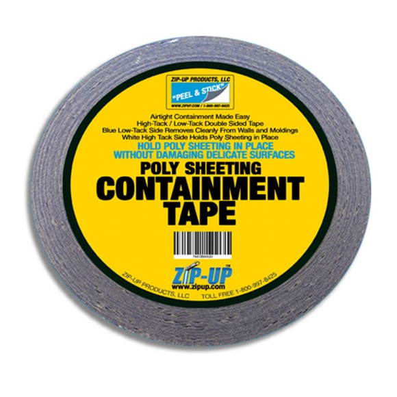"Containment Tape, 2"" x 60 yd, Price per Box of 24 Rolls"