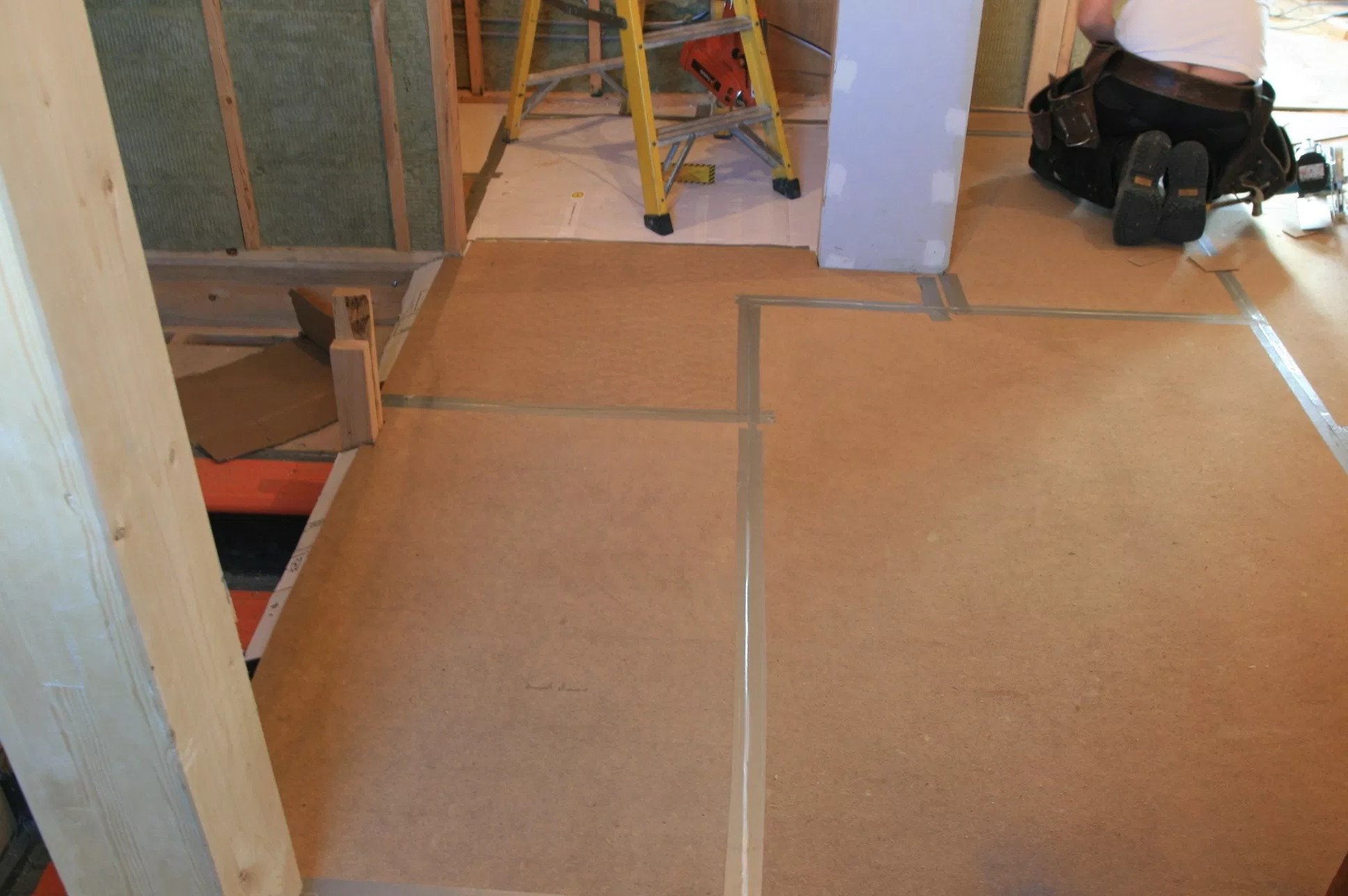 Floor Protection We Talk Construction
